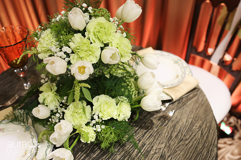 image of wedding centerpiece