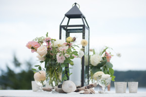 Whidbey Island Wedding flowers by Vases Wild