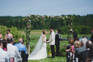 whidbey island wedding