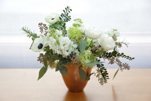 Fragrant Valentine's Day flower arrangement for Whidbey Island flower delivery
