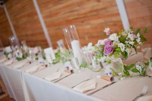 Whidbey Island wedding flowers