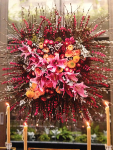 Seattle wedding florist Vases Wild featured in local bridal magazine