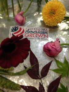 American Grown flowers