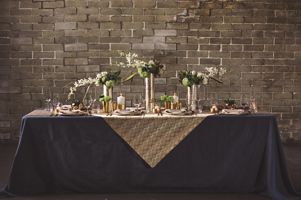 Contemporary event florals