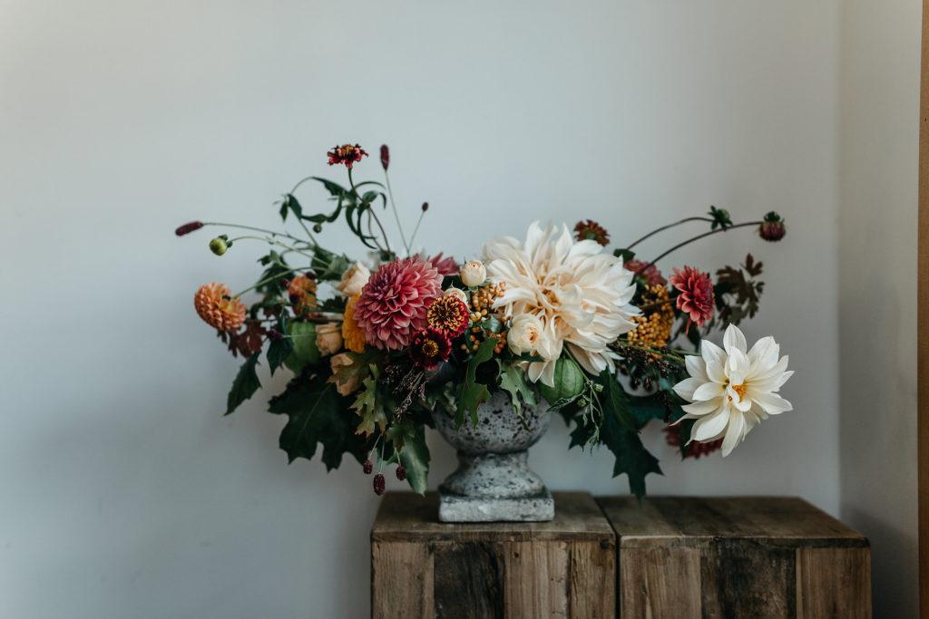 Fall floral design workshop offered