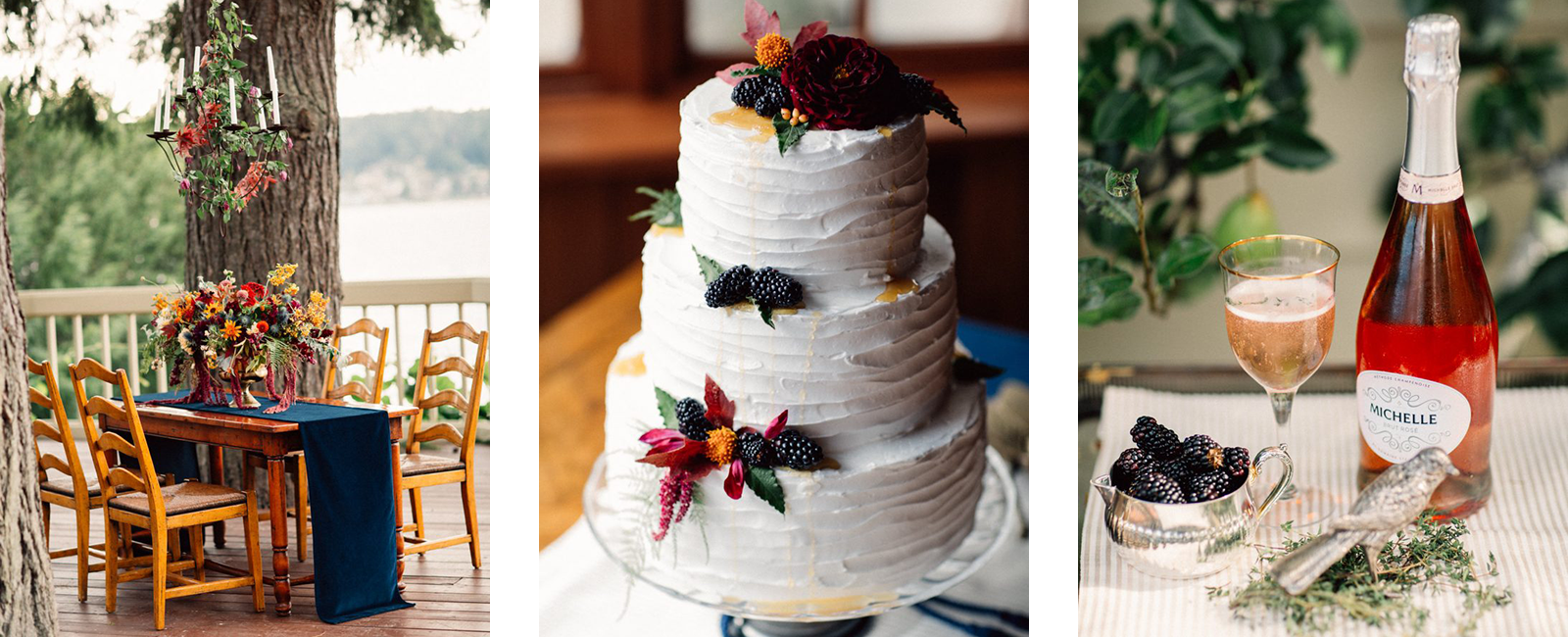 Flowers and Wedding Planning for Whidbey Island weddings and events