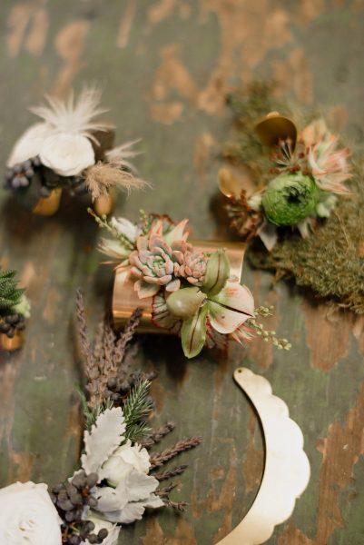 flower bracelets by Susan Mcleary