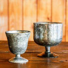 Whidbey Island wedding rentals Roman glass