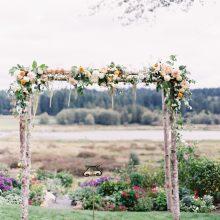 Wedding arbor for rent