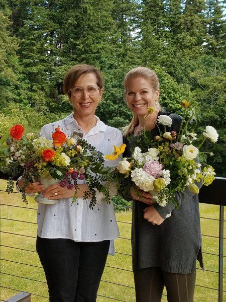Flower workshops buddies