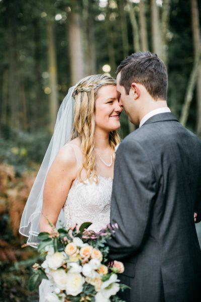 Destination wedding on Whidbey Island